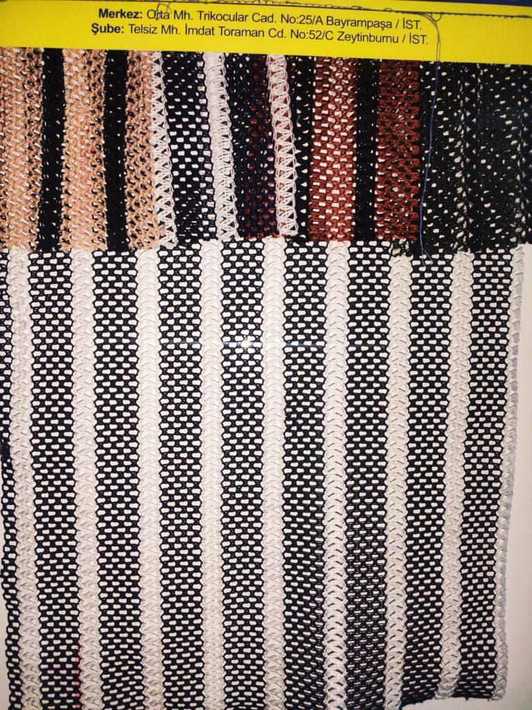 Polyester Dantel